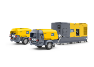 E-Air -electric portable compressors